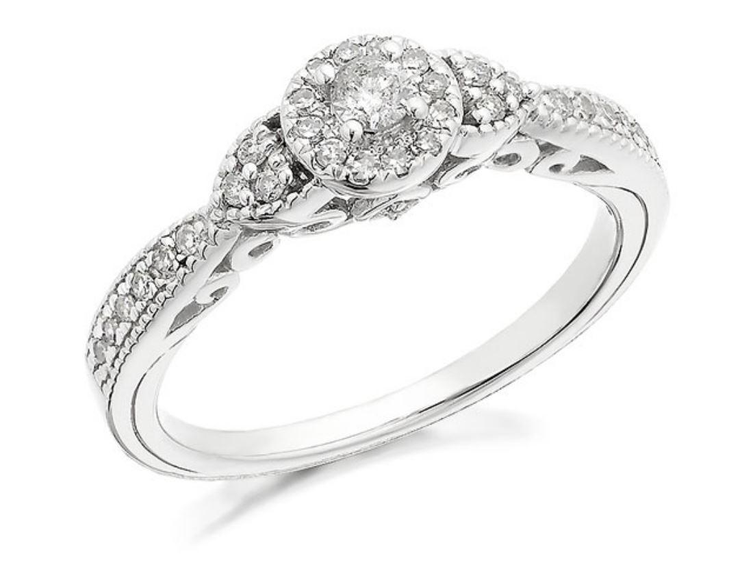 f hinds white gold wedding rings image wedding ring